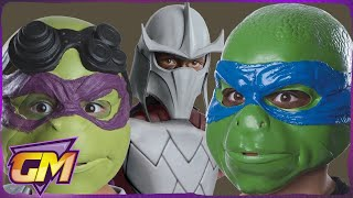 vuclip Teenage Mutant Ninja Turtles (Kids Parody): The Great Cheese Shortage