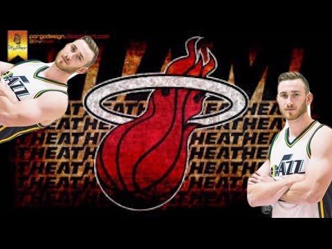 NBA: Heat will talk to Gordon Hayward