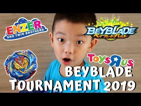【Beyblade Malaysia】BEYBLADE Tournament Toys R Us Cup | Memburu Tournament Beyblade 2019