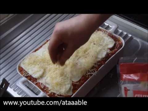 cuisine-italienne---les-lasagnes