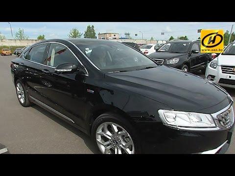 Белорусский вездеход - новое авто Джеймса Бонда - YouTube