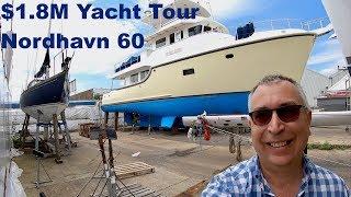 $1.8M Yacht Tour : Nordhavn 60
