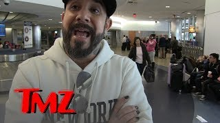AJ McLean Turns 40, Looks Forward to First Prostate Exam | TMZ