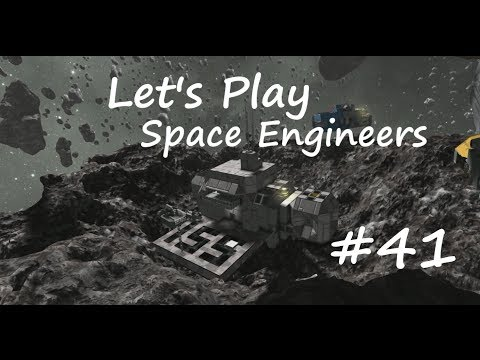 Let's Play Space Engineers (Survival) #41 - Panorama Fenster