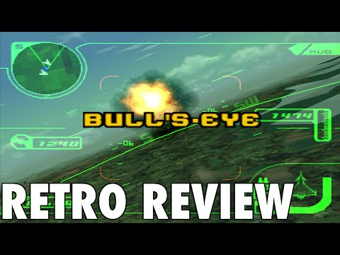 Ace Combat 3: Electrosphere - Retro Review