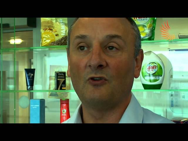 Procter and Gamble Andrew Murtough