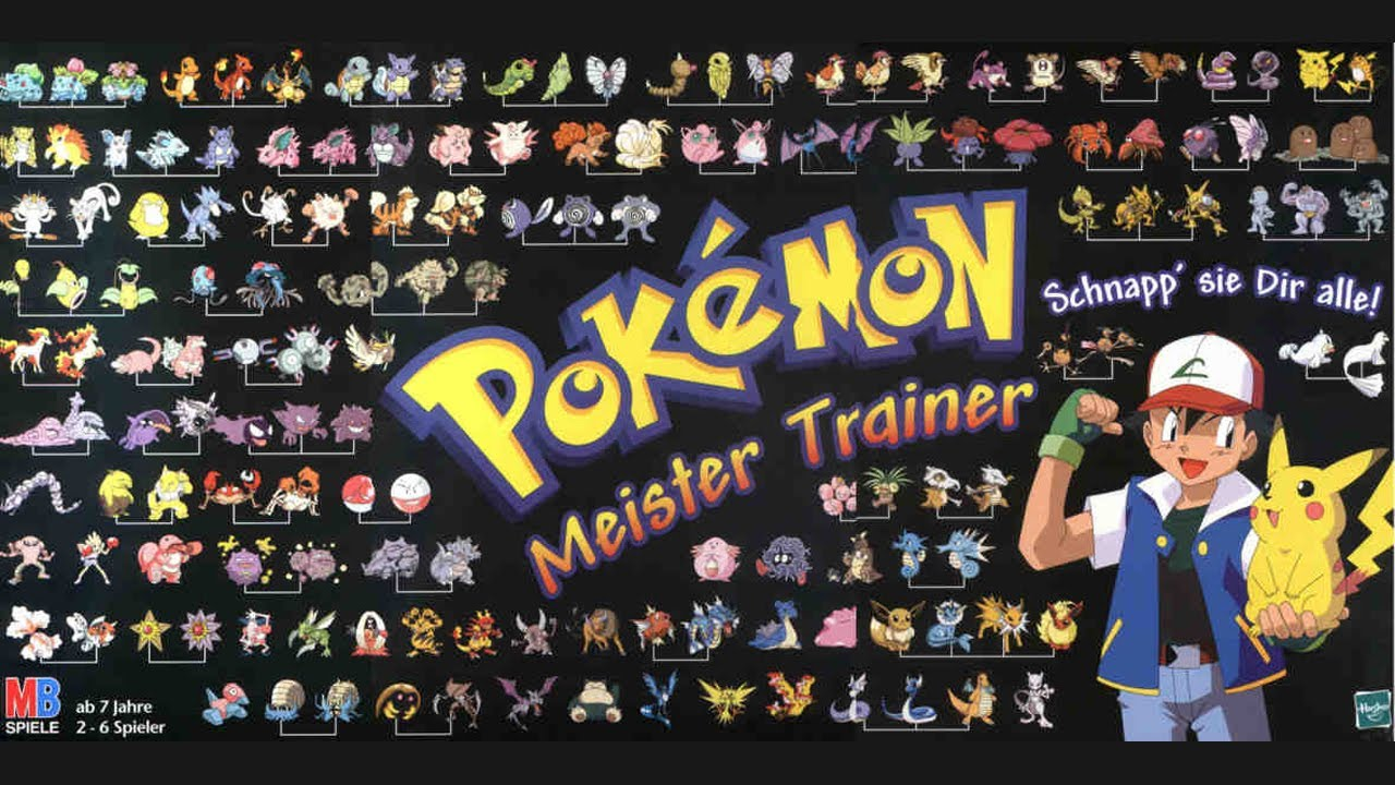 Meister Trainer