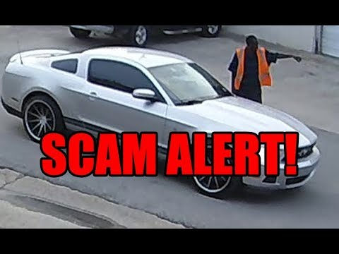 Deep Ellum Parking Scam