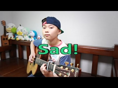 SAD! ( XXXTENTACION ) _ Fingerstyle guitar arranged & cover by Sean Song