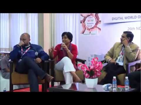 HR Conference on DIGITAL WORLD OF HR: Evolving paradigms By GIBS Business School - Panel 3
