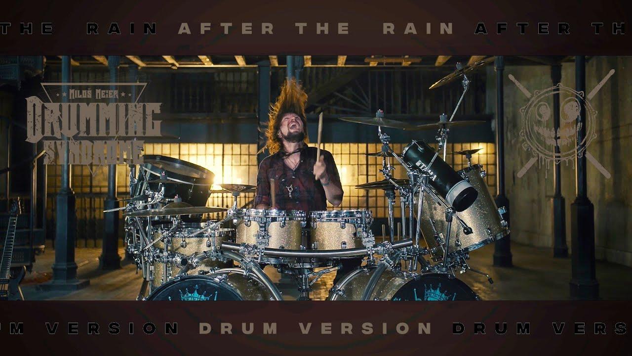Miloš Meier - After The Rain drum version /feat. Brian Bajak/