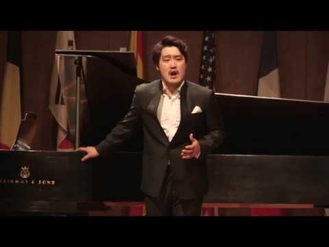 Demi-Finale II CMIM chant/voice 2015 : Keonwoo Kim