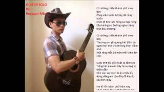 ThÀnH PhỐ MưA bay (GPT guitar school hòa tấu)