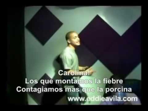 Carolina(Remix(Conletra)Eddye Avila Ft Zion y Lennox, Tito El Bambino, Julio Voltio & Falo.flv