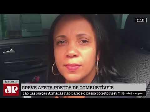 Greve Afeta Postos De Combustíveis Pelo Brasil | Jornal Da Manhã
