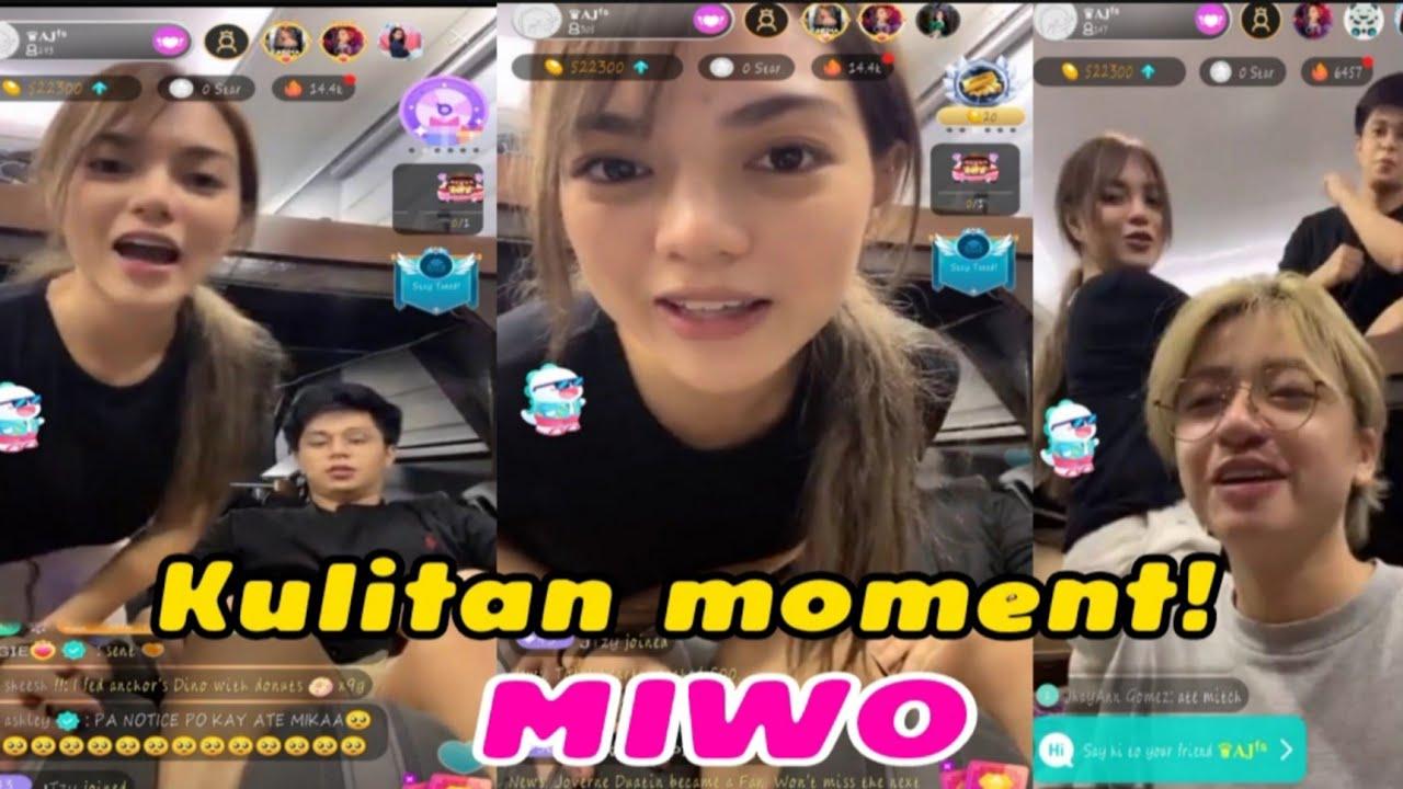 Download MIWO�   MIKA SALAMANCA ,H2WO ,MITCH LINGAT ,VON ,KUYA MATT BIGO LIVE   PART 1! JUNE 10 ,2021