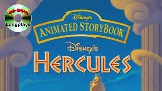 37 Disney Animasyonlu Hikaye kitabı - Hercules (CD-ROM Longplay #)