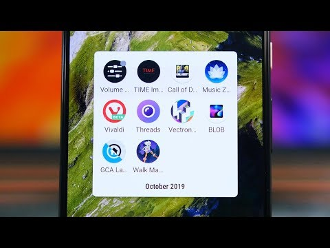 Top 10 Android Apps of October 2019!