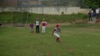 Young Venezuelan baseball players have big dreams