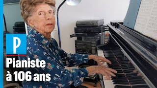 Download lagu Ecoutez Colette, 106 ans, jouant du piano «comme si elle avait vingt ans»