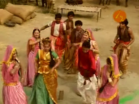jija sali holi song hindi