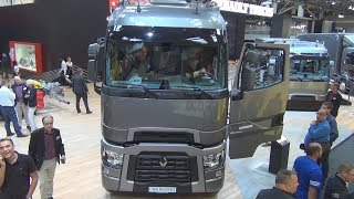 renault Trucks T High 520 Maxispace Tractor Truck (2019) Exterior and Interior