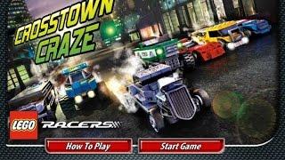 Crosstown craze Lego Car Racing Games - games for kids