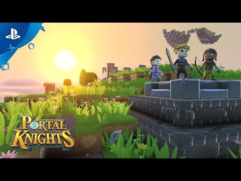 Portal Knights - What is Portal Knights? | PS4