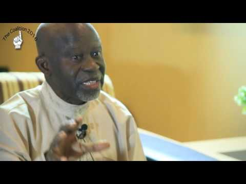 Lawyer Ousainou Darboe meeting with Africa Bar Association