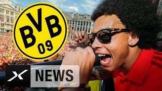 Transfer-News: Axel Witsel vor BVB-Medizincheck | Borussia Dortmund | Schalke 04 | Werder Bremen
