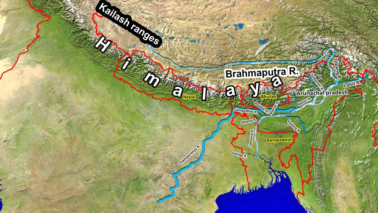 Rivers Of India Youtube