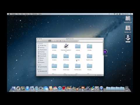 Eject all mounted disk with a single click (Mac OS X)