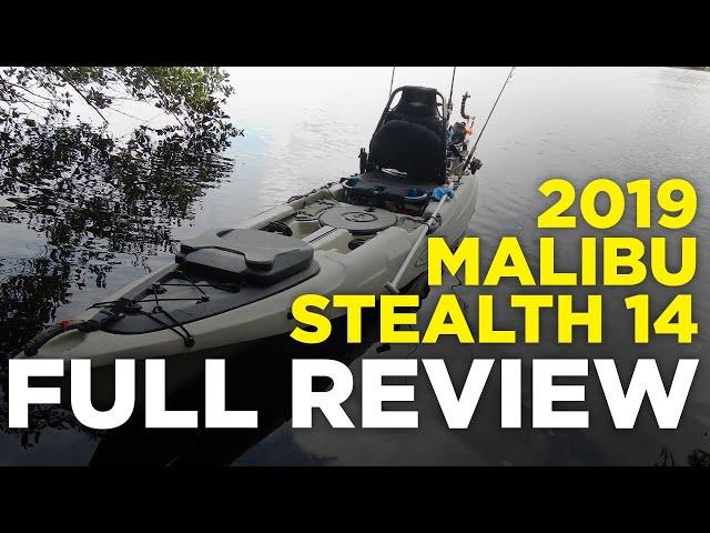 2019 | malibu kayaks stealth 14 | full review
