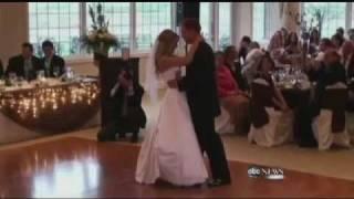 Paralyzed Bride Jennifer Darmon Walks at Wedding thumbnail