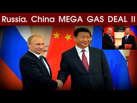 Russia China APEC deals reflect 'Natural Synergy' | APEC Summit 2014 | Beijing, China
