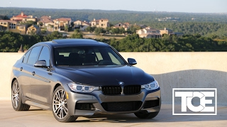 homepage tile video photo for BMW 335i F30 (Manual) - Review