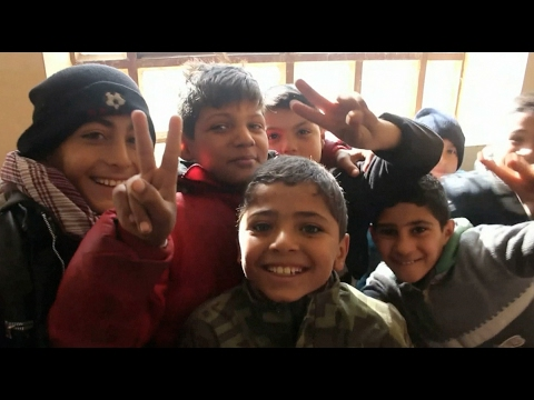 Schools Reopen in East Mosul After Terrorist Rule