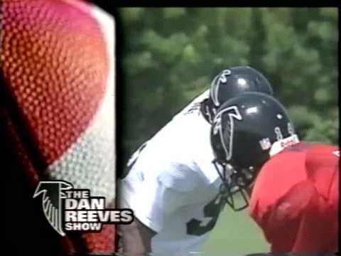 Sifu Mike Reid Appears On Falcons Dan Reeves Show