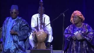 "'La noche de los Griots', ""Kanimba"" Kasse Mady Diabaté, Ballaké Sissoko y Trio Da Kali"
