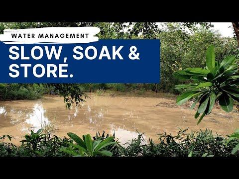 Water Management | Slow, Soak, Store