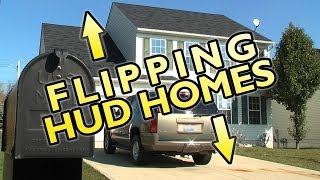 Flipping HUD Homes - Real Estate Investing Made Easy #6