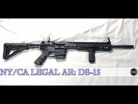 DS-15 Typhoon Review | NY Legal AR-15
