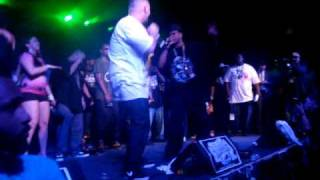 Paul Wall & Chamillionaire - Still Tippin/N Luv Wit My Money - SXSW 2010