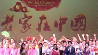 2017世界华人春晚 Chinese New Year Celebration