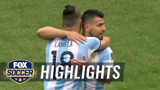 Argentina vs. bolivia | 2016 copa america highlights