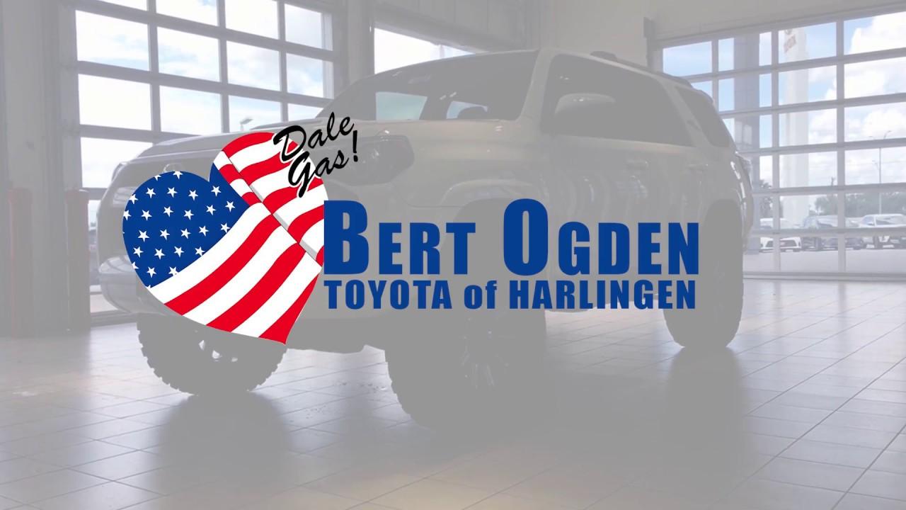 Bert Ogden Harlingen >> 2018 Toyota 4runner Harlingen Tx