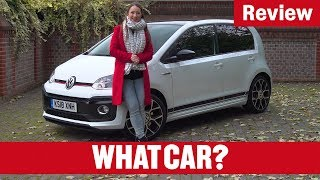 2019 Volkswagen Up GTI review - the best hot hatch on a budget? | What Car?