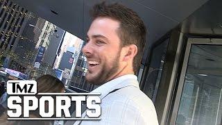 MLB Superstar Kris Bryant -- Wanna Know My SAT Score?! | TMZ Sports