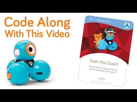 Code: DASH Challenge Card 1.4 |  Wonder Workshop