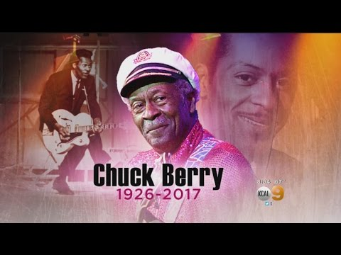 Rock 'N' Roll Legend Chuck Berry Dies At Age 90